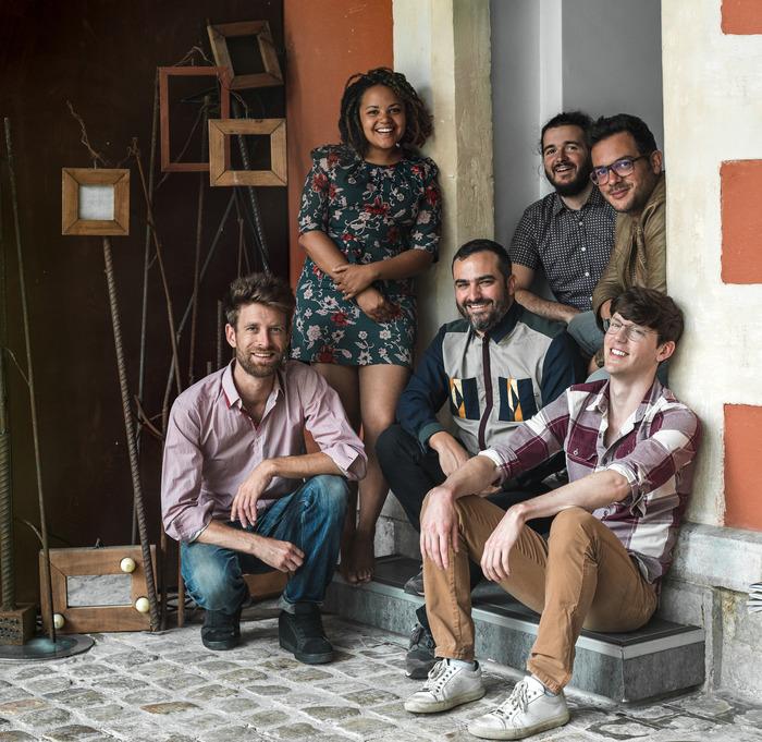 Groupe Kolinga accompagné par Landes Musiques Amplifiées