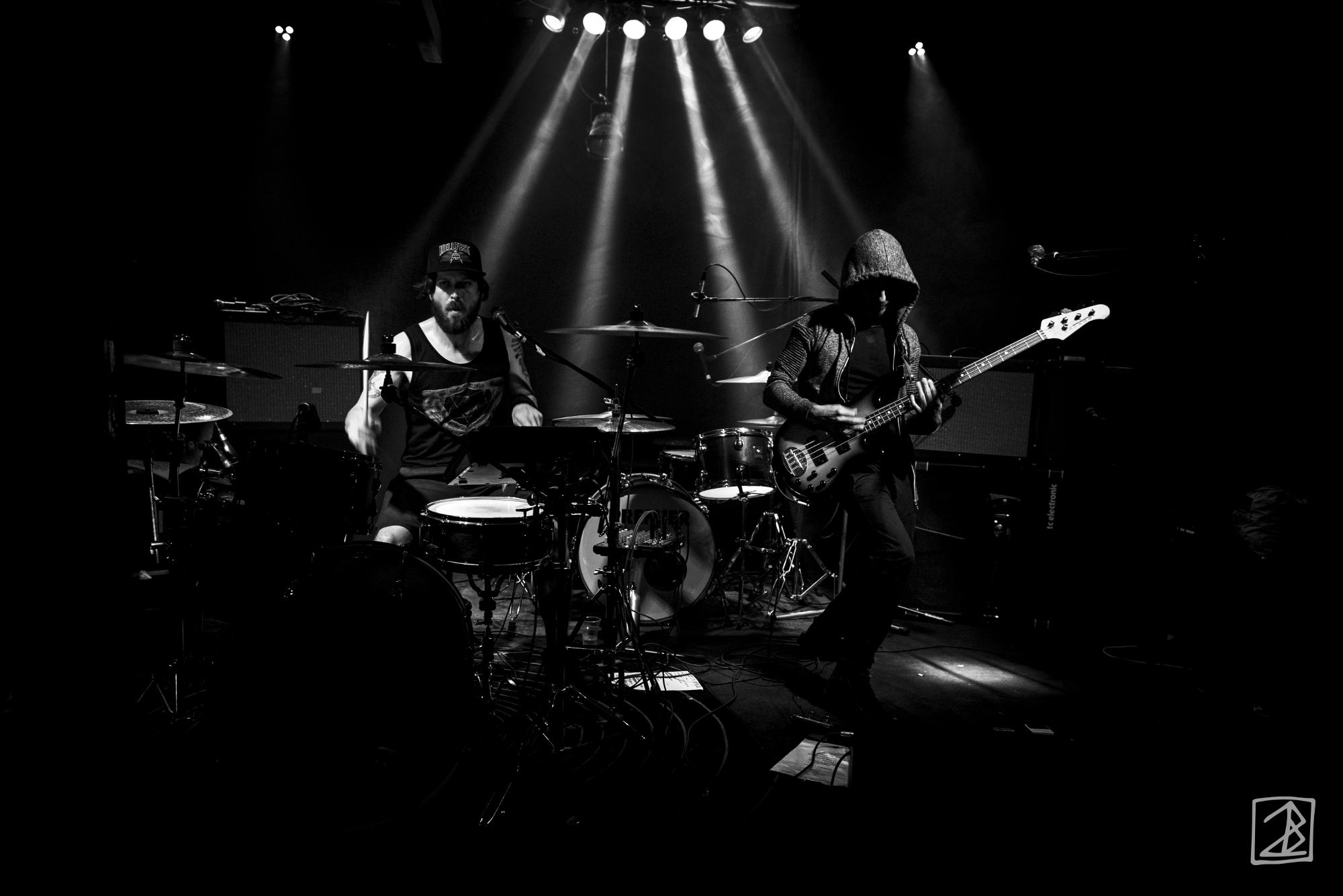 Groupe Black Stream accompagné par Landes Musiques Amplifiées
