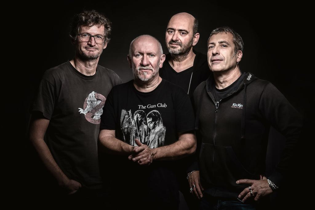 Groupe The Hyènes accompagné par Landes Musiques Amplifiées
