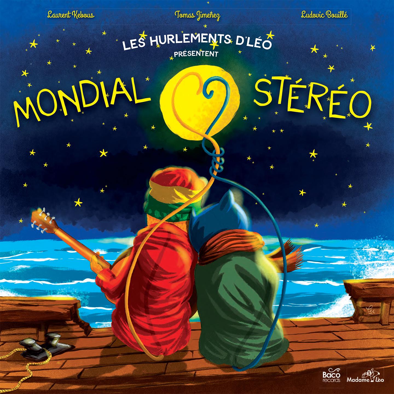 Groupe Mondial Stereo accompagné par Landes Musiques Amplifiées
